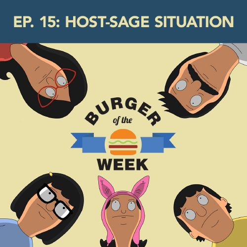 Episode 15: Host-sage Situation