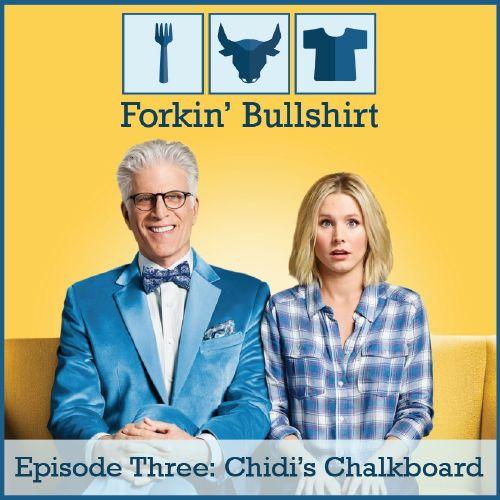 Episode 3: Chidi's Chalkboard