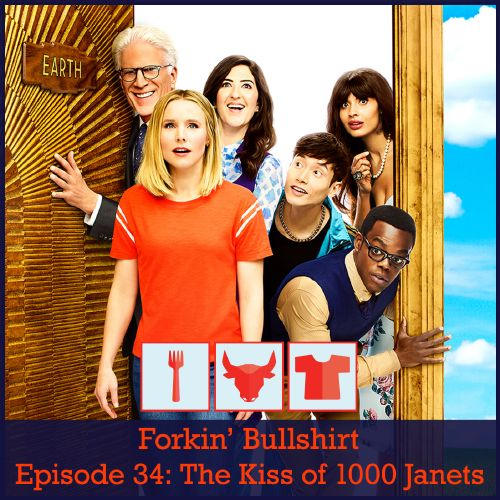 Episode 34: The Kiss of 1000 Janets